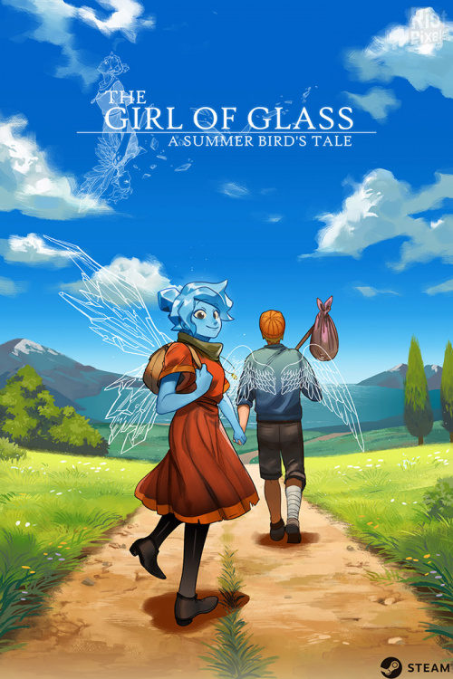 The Girl of Glass: A Summer Bird's Tale (2020)
