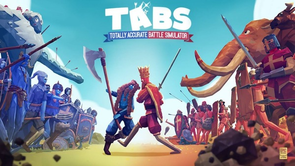 Totally Accurate Battle Simulator [v1.0.1.b329d3435d.10] (2021) PC | RePack от Pioneer