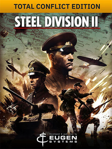 Steel Division 2: Total Conflict Edition [v 51345 + DLCs] (2019) PC | RePack от FitGirl